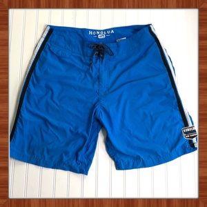 Honolua Surf Company Board Shorts Size 38